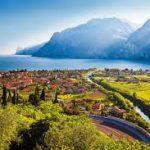Het Gardameer in Italië